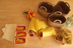 DIY Picnic Baskets and Free Printable