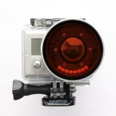 GoPro Flat Lens BlurFix. Wished I had known about this before Bora Bora. Must get this before snorkeling again.