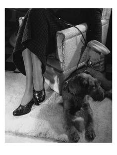 Vogue - November 1934 by Edward Steichen