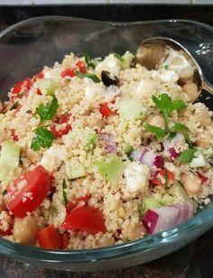 Feta, Potato Salad, Rice, Potatoes, Favorite Recipes, Meals, Ethnic Recipes, Meal, Potato