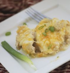 Trisha Yearwood's chicken tortilla casserole