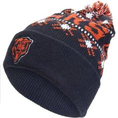 Chicago Bears - Logo Tip Off Knit Hat Old Glory.  22.00 d1d9817f9