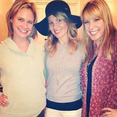 The Full House girls are real-life BFFs and it's just the best.