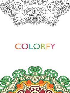 Colorfy Coloring Book For Adults Free App Review