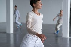 Anne Teresa De Keersmaeker: Work/Travail/Arbeid at WIELS, Brussels