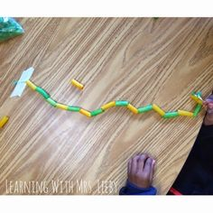 Learning With Mrs. Leeby: PATTERN CENTERS