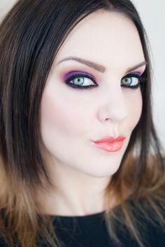 MUTW: Face Charts #makeupthemeweek #facecharts