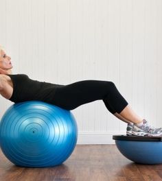 There are 4 different types of exercisers. And how should that affect how you exercise? Take this FREE Exercise Personality Quiz Assessmen. Bosu Workout, Gym Workouts, Workout Fitness, Balance Trainer, Bosu Ball, Stability Ball, Sweat It Out, Thinspiration, Fitness Tips