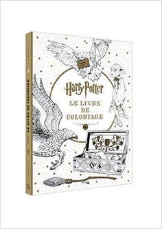 Amazon.fr - Harry Potter - Le livre de coloriages - Collectif - Livres