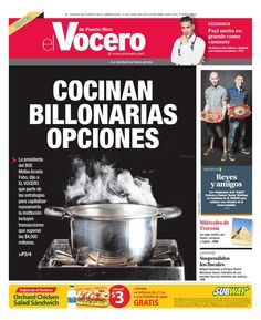 Edición 17 de Junio 2015  El Vocero de Puerto Rico