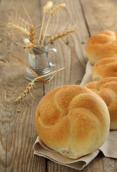 Authentic Kaiser Roll Recipe