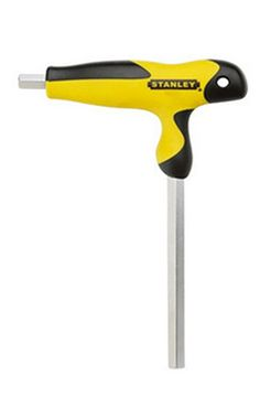 Shop Our Selection of #Stanley 94-350 2 Way T Handle Hex Key Allen 8mm  in the #Hand tools Department at the #Toolcasa.com #DIY #Home #Office.