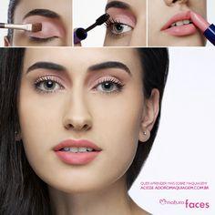 Para a correria do dia-a-dia nada melhor do que um look prático. Essa é nossa sugestão: http://www.adoromaquiagem.com.br/dicas-maquiagem/novidades-tendencias/maquiagem-para-o-dia-a-dia/16743/ #dica #look