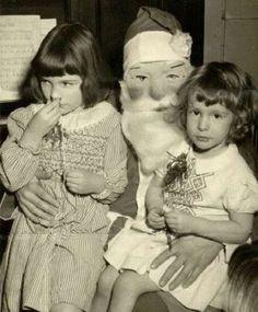 """Cuando pensamos en Papa Noel, imaginamos siempre un hombre """"bonachon"""", con espesa barba blanca, una gran barriga (gordita de puro amor por el ser huma..."""