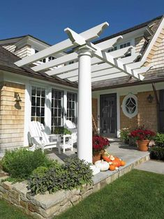 exterior designs #HomeandGarden
