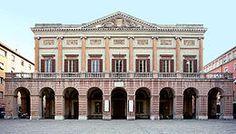 Cesena. Teatro Comunale Alessandro Bonci