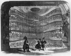 Attending the theater before 1850 or so in the United States was far more akin to attending a football game today than to attending contemporary theater. Issues Band, Contemporary Theatre, Cast Of Hamilton, Gangs Of New York, Sword Fight, Games Today, Crossed Fingers, Irish Men, The Conjuring