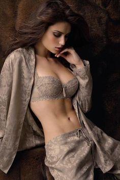 pretty lingerie.
