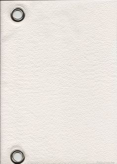Champion Vinyl white upholstery Leather fabric per yard. $5.99, via Etsy.