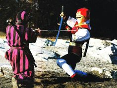 Jiraiya Vs Retsuga ninja aliado da família de Feiticeiros
