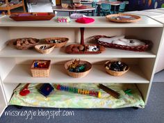 'Miss Reggio' Blog : 5 Tips for Setting Up Your Classroom With A Reggio Influence