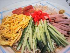 冷やし中華  美味しいタレ