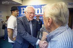 Democratic underdog Bernie Sanders to visit University.  Sen. Bernie Sanders will take the stage at 7 p.m. on Sunday at Hofheinz Pavilion.
