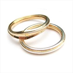 Twist Arch Rings by Alice Gow Designs.If you are looking to commission a wedding ring or engagement ring be sure to try our Gift Guru. We can introduce you to some fab new makers and offer advice. Call 01142216494 ever Wednesday or go to our website for the online service.