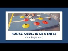 Rubik's Cube in de gymles - De Spelles - www.despelles.nl - YouTube Physical Activities For Kids, Physical Education, Kids Gym, Rubik's Cube, Fun Games, Physics, Children, Youtube, Sports