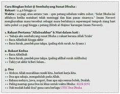 Dhuha Doa Islam, Islamic Prayer, Islamic Wallpaper, Religious Education, Good Spirits, Islamic Pictures, Quran, Prayers, Faith