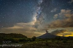Smoking volcano under Milky way Popocatepetl smoking volcano very active under Milky way Join the Milky Way Group http://ift.tt/2sf2DTT and share your Milky Way creations or findings with the world! Image credit: http://ift.tt/2hZjojw Don't forget to like the page or subscribe for more Milky Imagery! #MilkyWay #Galaxy #Stars #Nightscape #Astrophotography #Astronomy