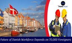 Denmark Immigration, Work Visa, News Articles, Danish, Future, Reading, Future Tense, Danish Pastries, Word Reading