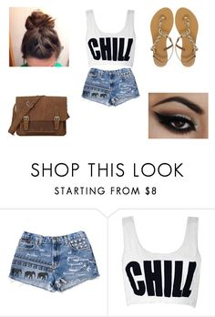 """""""#22"""" by hayleighjackson ❤ liked on Polyvore featuring ASOS"""