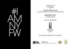 super proud of these fantastic partnerships! ‪#‎FWO‬ ‪#‎GlobalDisabilityInclusion‬ ‪#‎FTLModa‬ for the ‪#‎IamNYFW‬ launch party, presented by Birrificio Angelo Poretti  stay tuned for something unique!