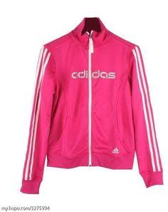 Adidas winterjacke pink