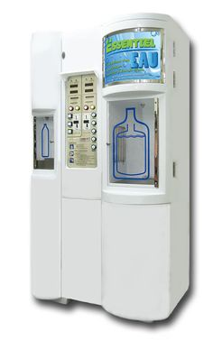 Special Water Vending Machine: High-Quality Sparkling Water Vending Machine Carbonated water, Soda water and Flavored water vending machine from our manufacturers that we export around the world.