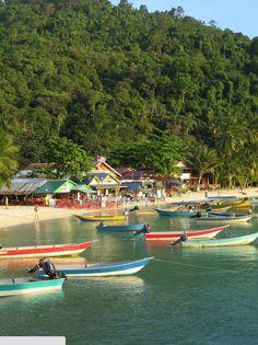 Perhentian Kecil, Malasya -  Canoeing!!!