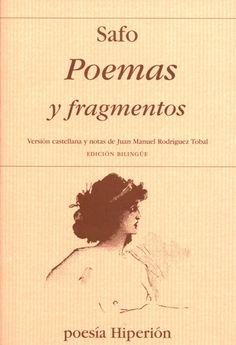 Poemas y fragmentos. Safo -