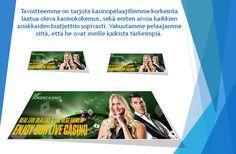 https://flic.kr/p/XRgdGn | voita rahaa, ilmaiskierrokset, livekasino, rahapelit, | Follow us : www.jokercasino.com/fi  Follow us : followus.com/rahapelit  Follow us : videohedelmapelit.wordpress.com