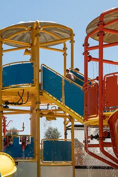Euphoria Resort, Chania, Crete, Greece - In a specially designed area, supervised by trained personnel, kids can find exciting games to exhaust their energy, make new friends, laugh and enjoy their vacation. Top-of-the-range water slides (4 fast slides) fulfilling all safety measures and a huge swimming pool are the ultimate entertainment for your family. Waterfalls and adventurous towers are the magical scenery for kids and adults, to experience magnificent moments. In the waterpark you can… Crete Greece, Water Slides, Make New Friends, Fun Activities, Swimming Pools, Waterfall, Scenery, Tower, Entertaining