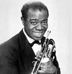 Ο Λούις Ντάνιελ Άρμστρονγκ (4 Αυγούστου 1901 – 6 Ιουλίου 1971) (γνωστός και με τα προσωνύμια Satchmo ή Pops) ήταν Αμερικανός μουσικός της τζαζ. Υπήρξε μία χαρισματική προσωπικότητα και καινοτόμος ερμηνευτής, με πλούσια μουσικά προσόντα και σημαντική συνεισφορά στο είδος. Αποτελεί σήμερα έναν από τους δημοφιλέστερους τζαζ μουσικούς του 20ού αιώνα. Διακρίθηκε αρχικά ως τρομπετίστας και αργότερα ως τραγουδιστής.