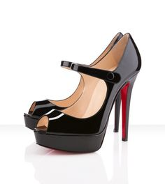 c94979e30b5 Discount Christian Louboutin Bana 140 mm Pumps Black  Now