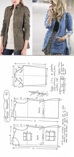 57 Super ideas for sewing clothes women jackets coat patterns Coat Patterns, Dress Sewing Patterns, Blouse Patterns, Clothing Patterns, Skirt Patterns, Vogue Patterns, Clothing Ideas, Sewing Clothes Women, Diy Clothes
