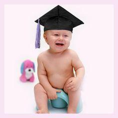 Erfahre hier, wann Dein Kind bereit für das Töpfchen ist und wie Du ihm das Benutzen des Töpfchens erleichtern kannst.