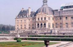 Paris area, Vaux le Vicomte by m. muraskin-france, via Flickr.