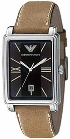 Emporio Armani Watch Classic Mens #bezel-fixed #bracelet-strap-leather #brand-emporio-armani #case-material-steel #case-width-30mm #classic #date-yes #delivery-timescale-4-7-days #dial-colour-black #gender-mens #movement-quartz-battery #new-product-yes #official-stockist-for-emporio-armani-watches #packaging-emporio-armani-watch-packaging #style-dress #subcat-emporio-armani-mens #supplier-model-no-ar0133 #warranty-emporio-armani-official-2-year-guarantee
