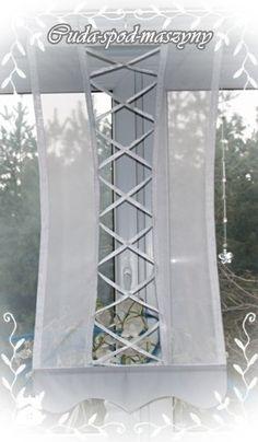"""Panel """" Gorset"""" - zdjęcie od cuda-spod-maszyny - Salon - cuda-spod-maszyny"""