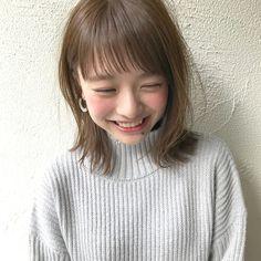 """GWは髪を切りたい♡ボブ派もミディアム派も!最旬""""切りっぱなしヘア""""22連発 - LOCARI(ロカリ)"""