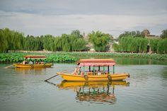 Beihai boats