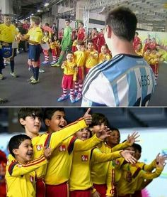 Shared by Vicky ღ. Find images and videos about argentina, messi and world cup on We Heart It - the app to get lost in what you love. Messi And Ronaldo, Messi 10, Lionel Messi, Argentina Football Team, Leo, Best Football Players, Soccer Stars, Fifa World Cup, Feel Good